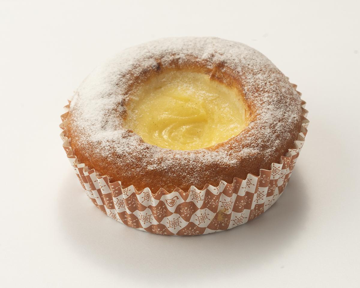 ルクロのふわふわクリームパン