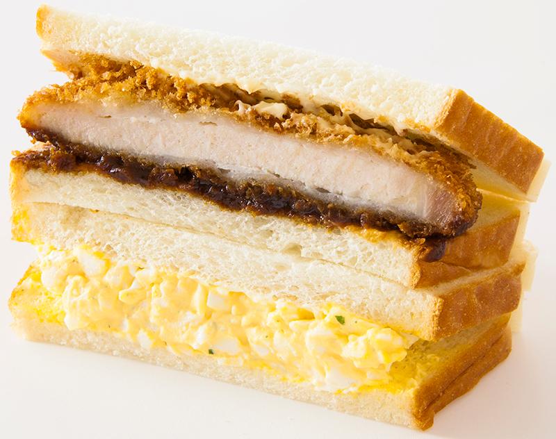 八丁味噌使用 名古屋みそカツサンド